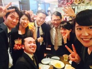 4/29 新卒懇親会