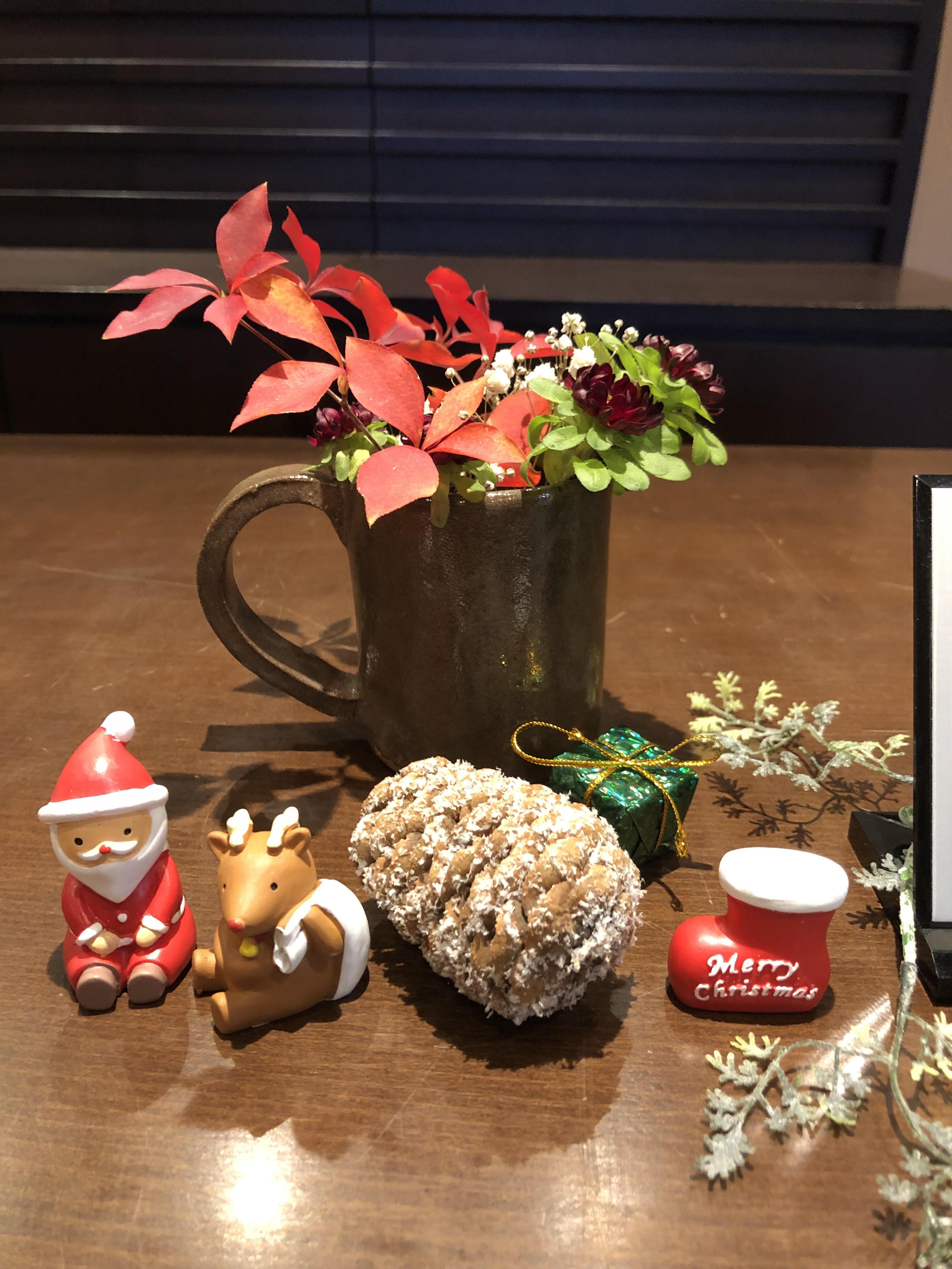 ブログ クリスマス1