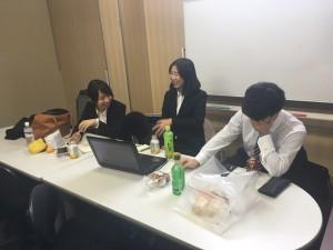 11/21 内定者DVD研修