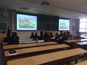 3/4 福大学内説明会へのご参加、有難うございました!